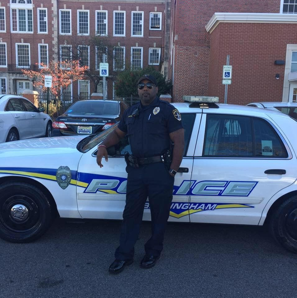 Sergeant Wytasha Lamar Carter Birmingham Police Fallen Police Officer Police Officer Appreciation