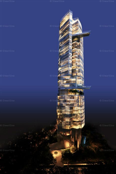 Luxury Apartment Singapore Sculptura Ardmore is a symbol of originality that is refreshingly bold, employing an architectural language that delicately balances between the need for generous well designed internal living spaces with the exterior aesthetic need for beauty. http://www.sculpturaardmore.com/