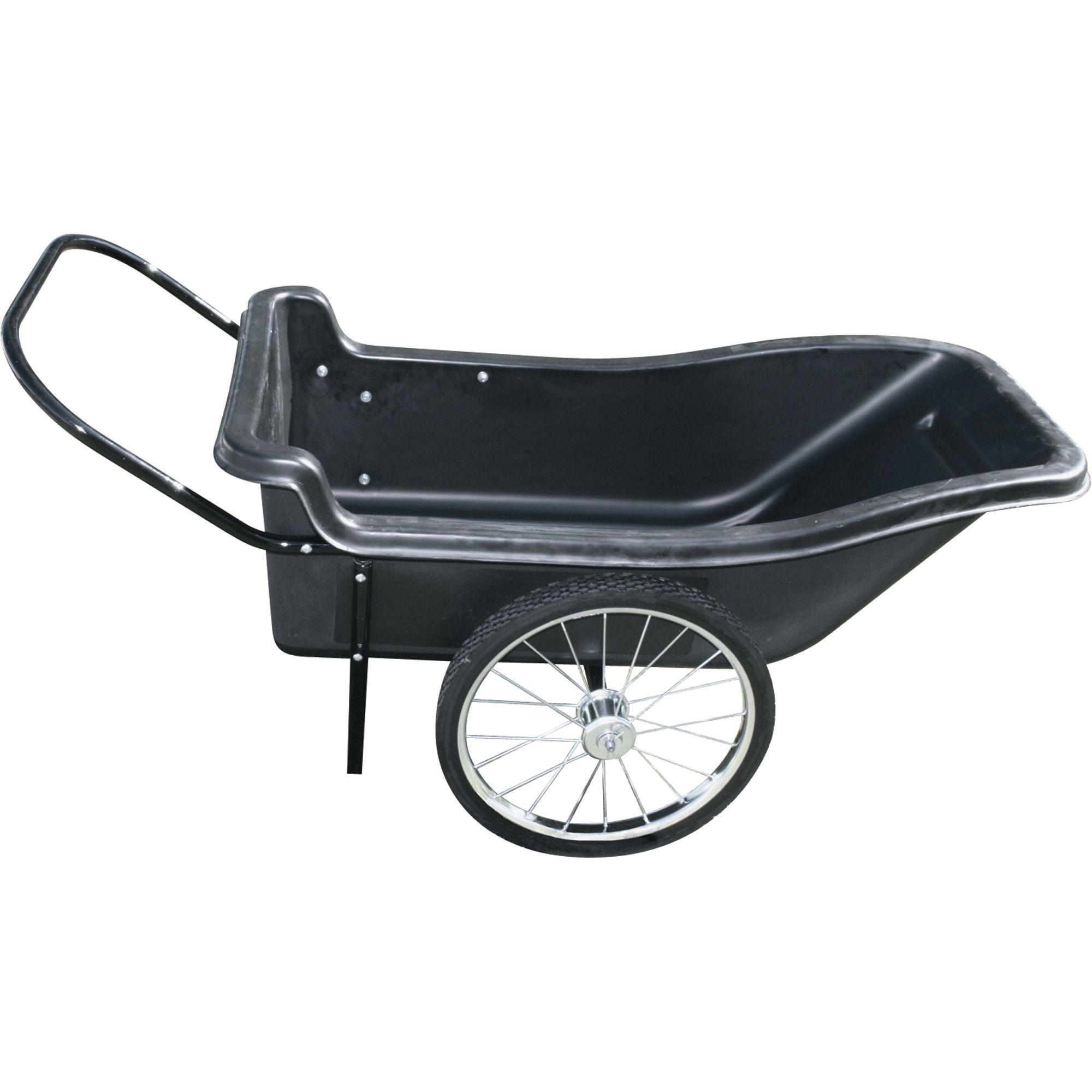 Polar Sport Garden/Utility Cart \u2014 52in.L x 26in.W, 400,Lb