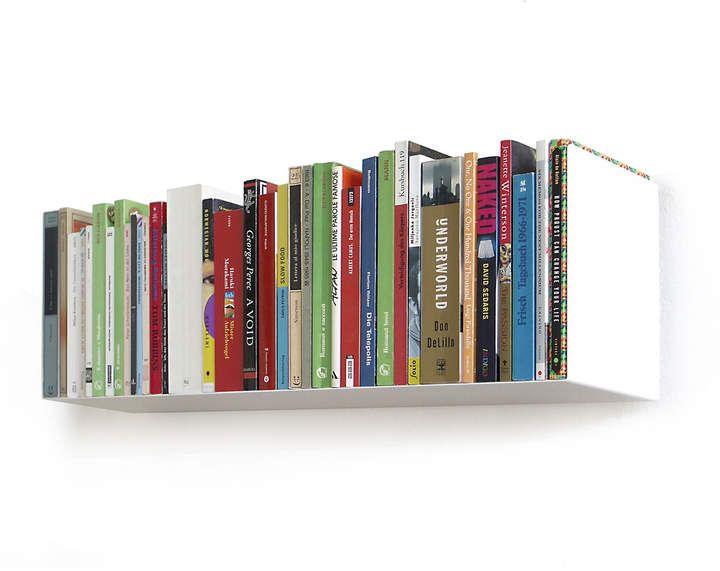 linea1 - a Bücher- und DVD-Regal, Weiß - Werbung #Regal #Bücherregal