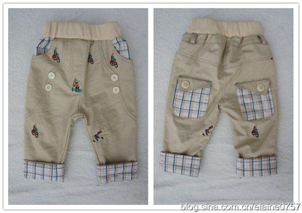 Como Hacer Pantalones Para Niños04 Pantalones Para Niños