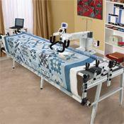 The Crown Jewel longarm machine from Baby Lock allows you to ... : crown jewel longarm quilting machine - Adamdwight.com