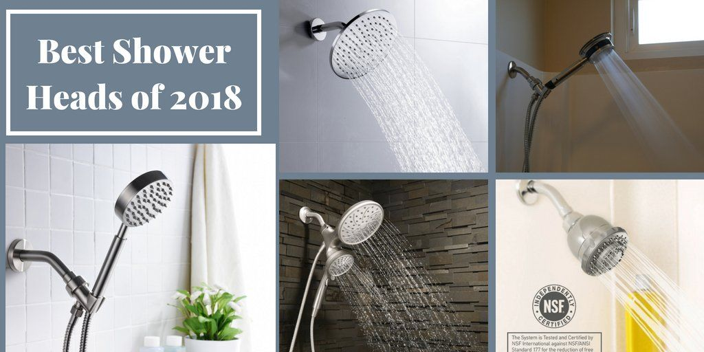 Top 5 Best Shower Heads Of 2019 Not Your Typical List Shower