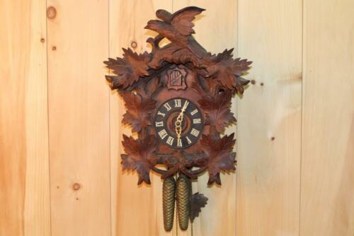 Early 1900 S American Cuckoo Clock Co Cuckoo Clock 2020