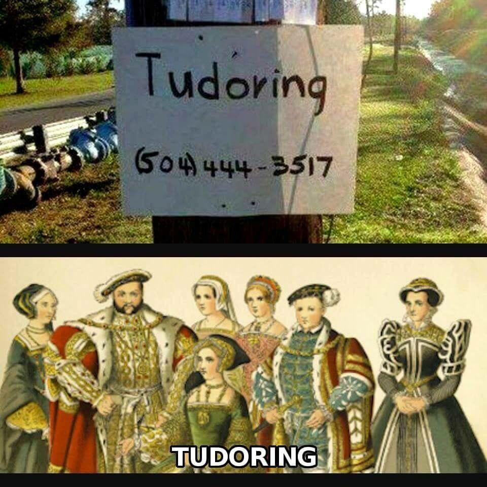 Tudoring