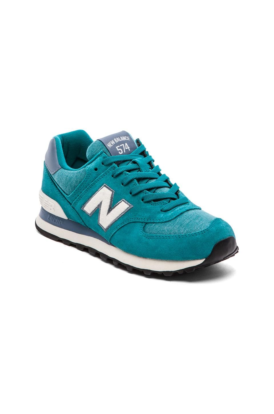 New Balance 574 Pennant Collection