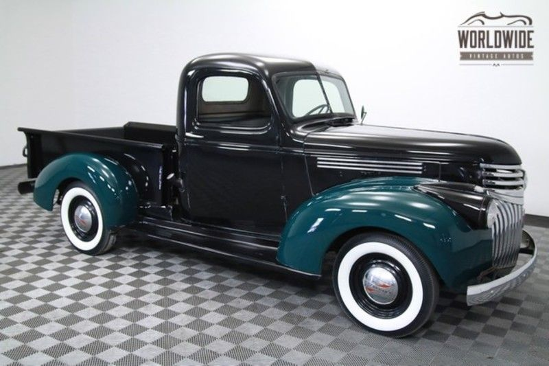 1942 Chevrolet Truck For Sale Denver Co Oldcaronline Com