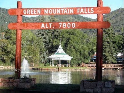 Green Mountain Falls - Police Force Quit and Chaos Does NOT Ensue