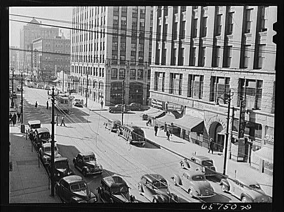 Denver Colorado Denver History Colorado Route 40