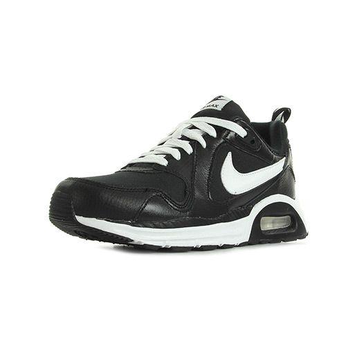 Nike Air Max Trax, Chaussures de Running Homme Noir (Black