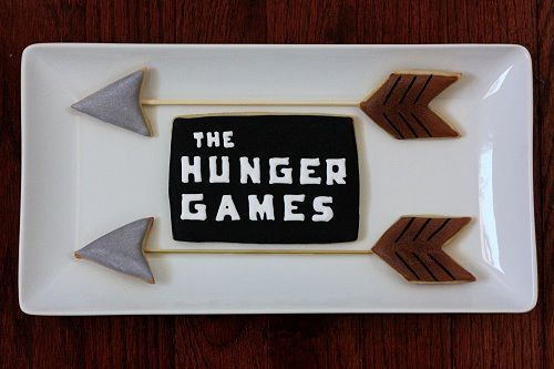The Hunger Games Cookies Tutorial with Not Your Momma's Cookie