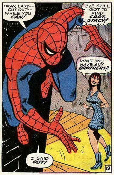 Resultado de imagen para SPIDERMAN romita