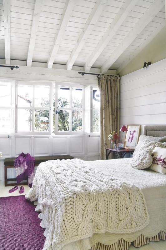 Una casa (muy) acogedora | CROCHET COLCHAS Y MANTAS | Pinterest ...