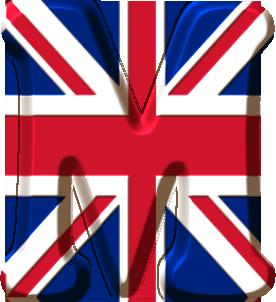 Oh My Alfabetos Alfabeto De La Bandera De Inglaterra Bandera De Inglaterra Letras Abecedario Para Imprimir Alfabeto