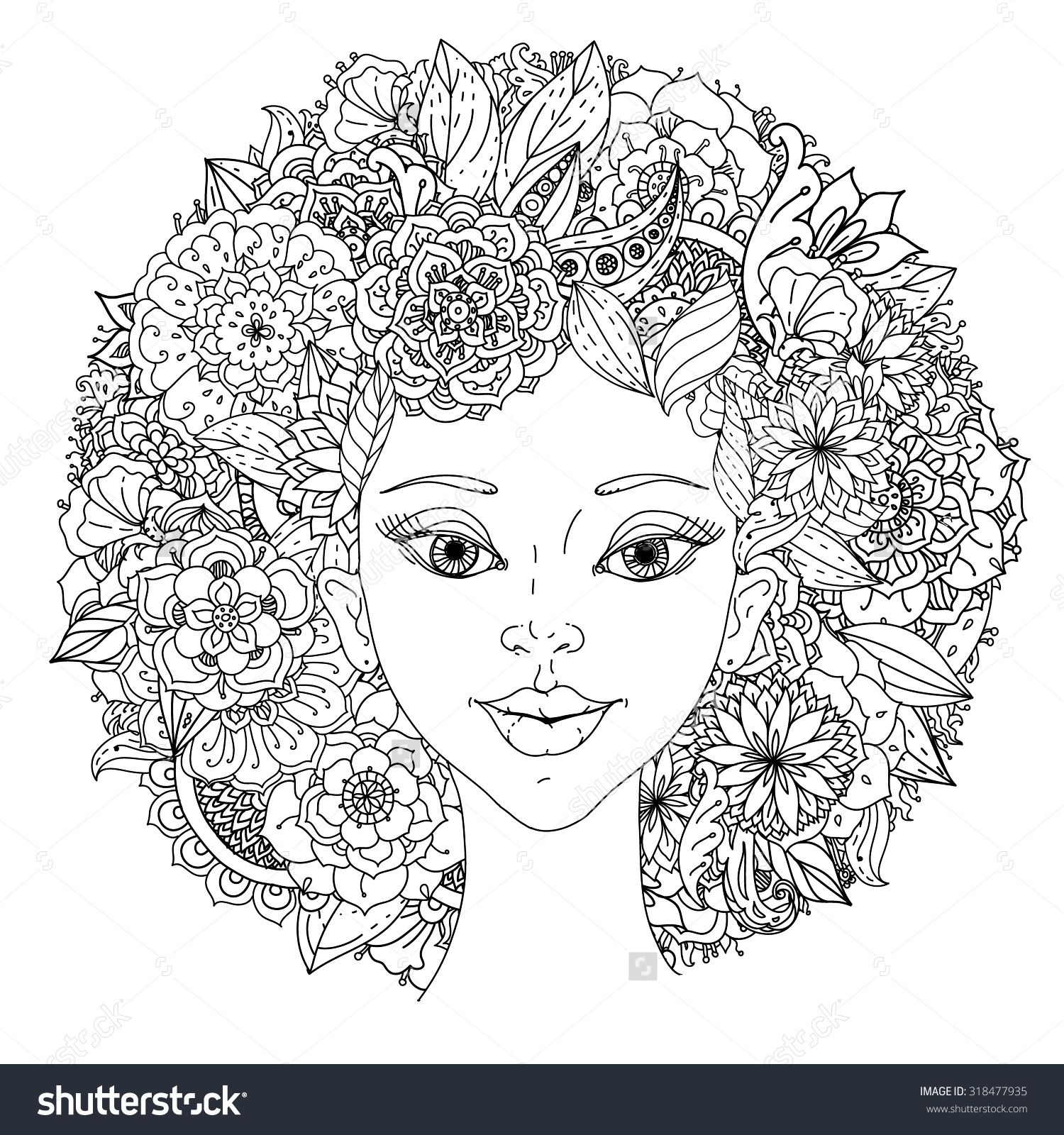 f african american coloring pages - photo #27