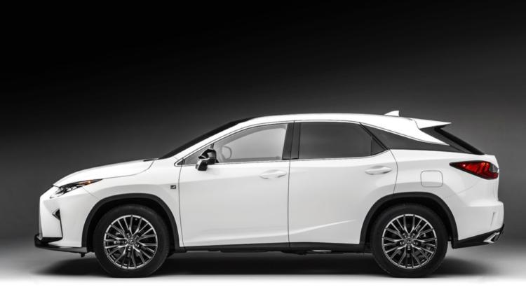 2018 Lexus RX 350 F Sport Pics Lexus rx 350, Lexus