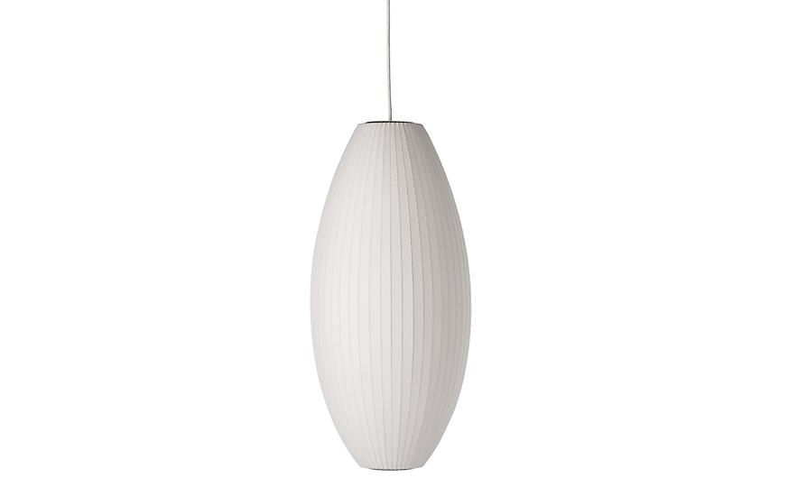 Nelson Cigar Pendant Lamp Pendant Lamp Design Pendant Lamp Lamp Design