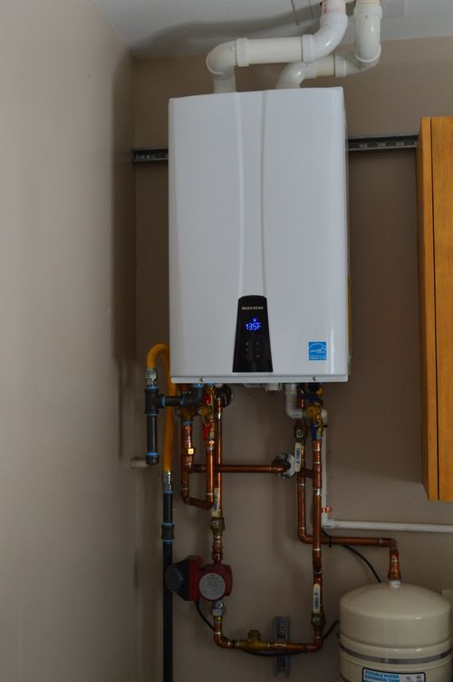 i want this! navien tankless water heater | outlaw mechanical