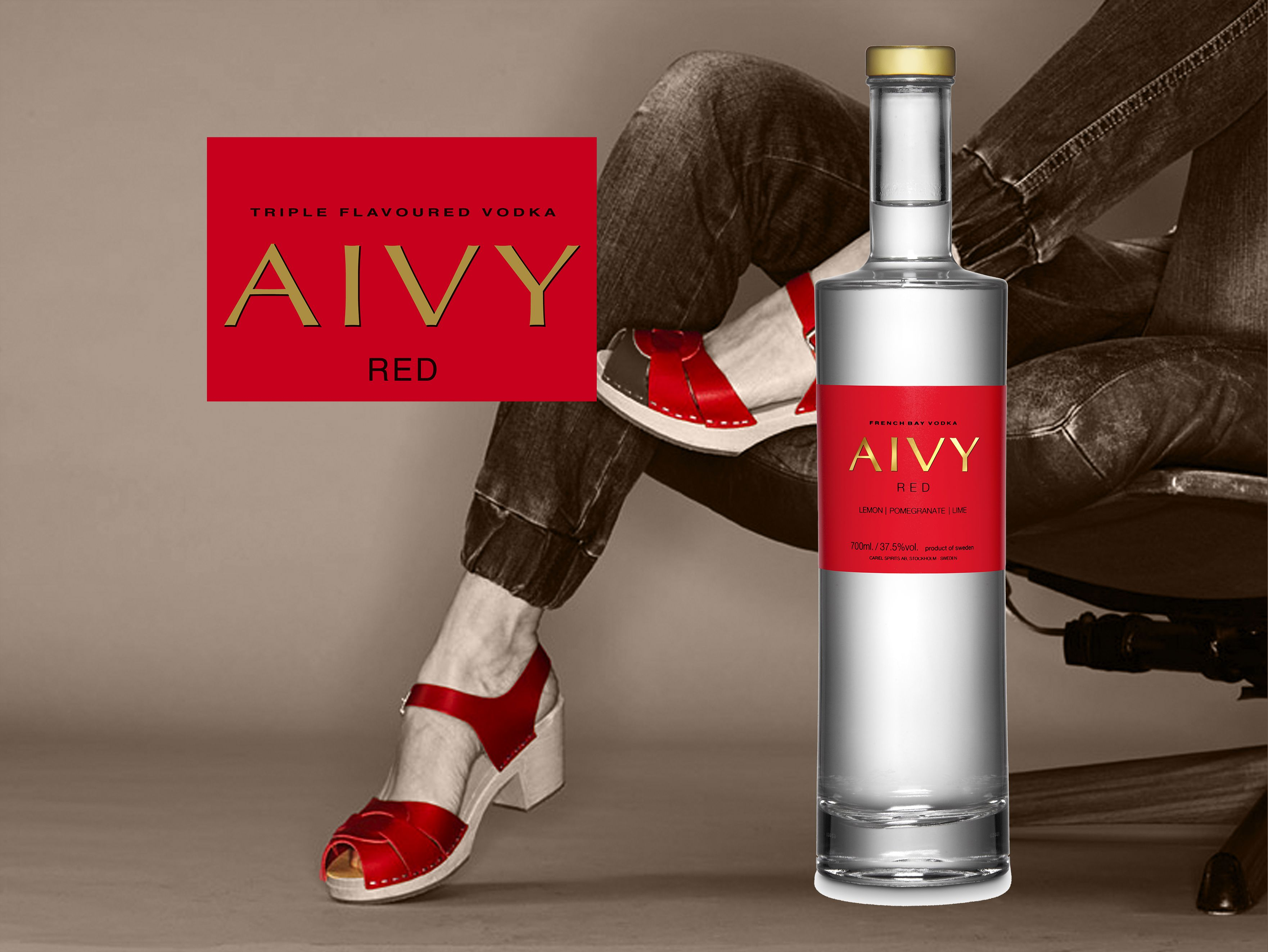 Aivy Red Vodka Pomegranate Lemon And Lime This Triple Flavoured Vodka From Sweden And Makes The Perfect Ingredient For Every Cocktail