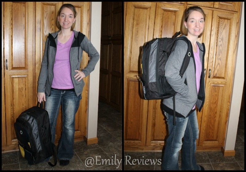 """According to this mom """"I am completely amazed and in love with this bag!"""" (DadGear Backpack diaper bag review by Emily Reviews.) Purchase at: https://www.dadgear.com/product-category/dad-diaper-backpack/  #newdad #daddiaperbag #dadgear"""