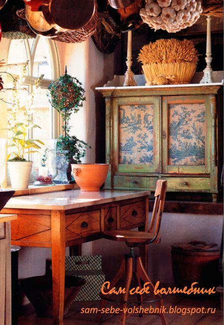Стиль прованс в интерьере и декоре квартиры. Фото ...