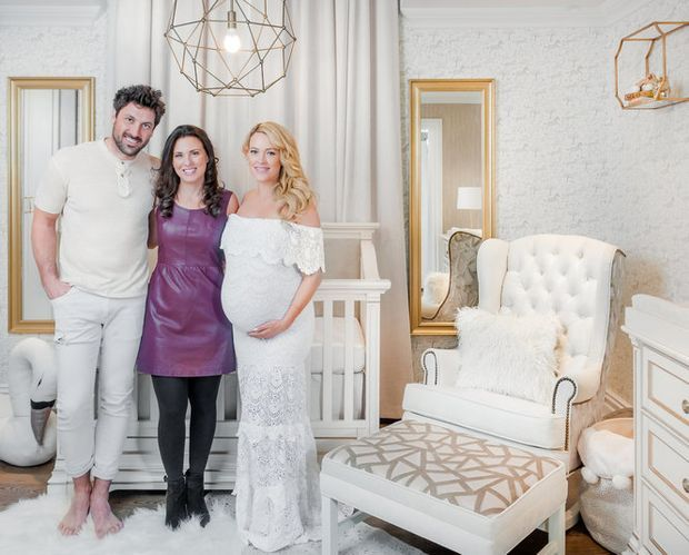 This N.J. Interior Designer Charges Up To $50K For Lavish Baby Rooms  (PHOTOS)