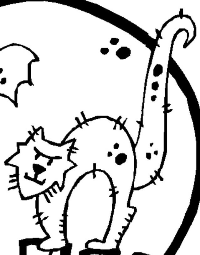 Thousands Free Printable Halloween Coloring Pages: Halloween Coloring Pages From First-School.ws