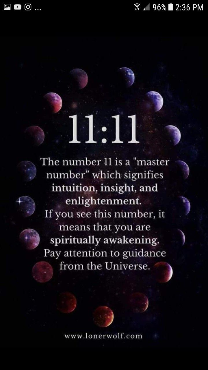 1111 Is My College Roll Number #mynumerology