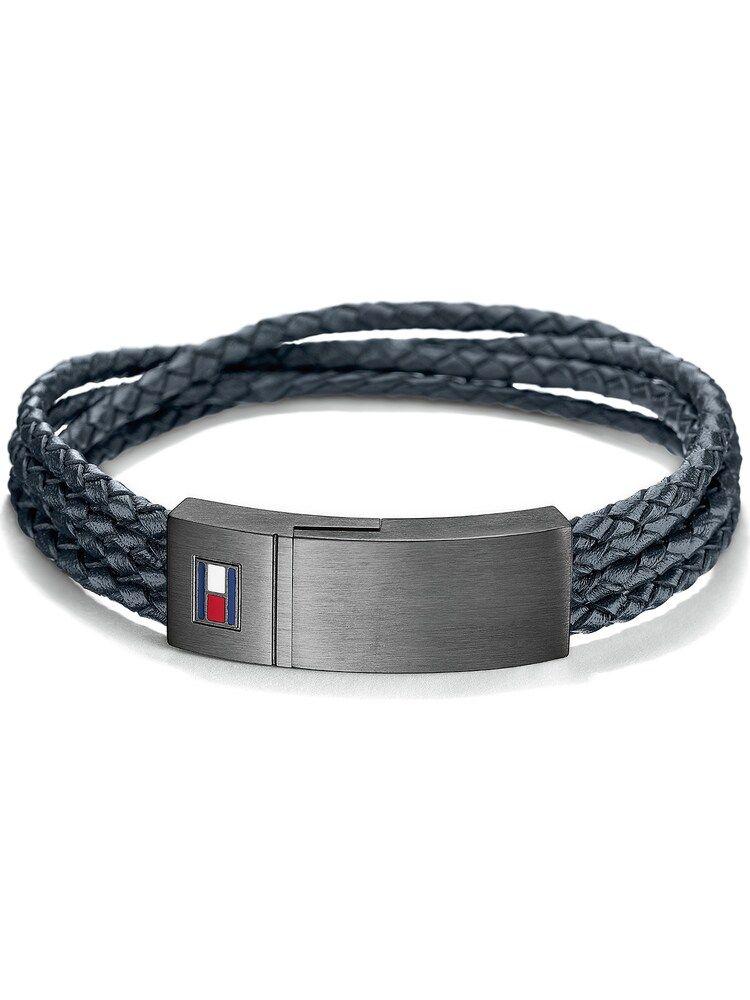 Tommy Hilfiger Armband Herren Kobaltblau Silber Grosse One Size Armband Tommy Hilfiger Und Herren Armband