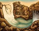 Absents of the mermaid - Octavio Ocampo