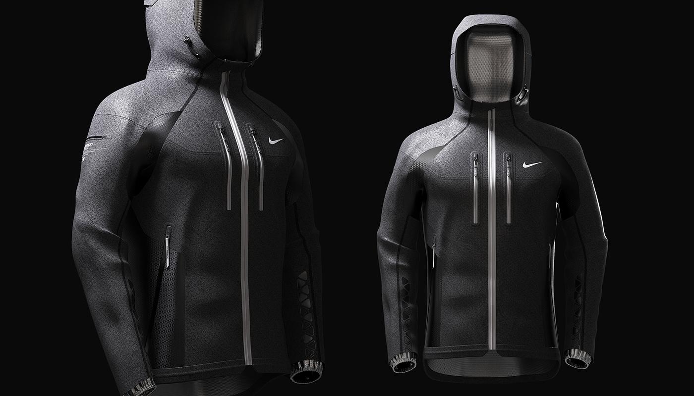 NIKE Advanced Training Jacket Concept on Behance   Gym