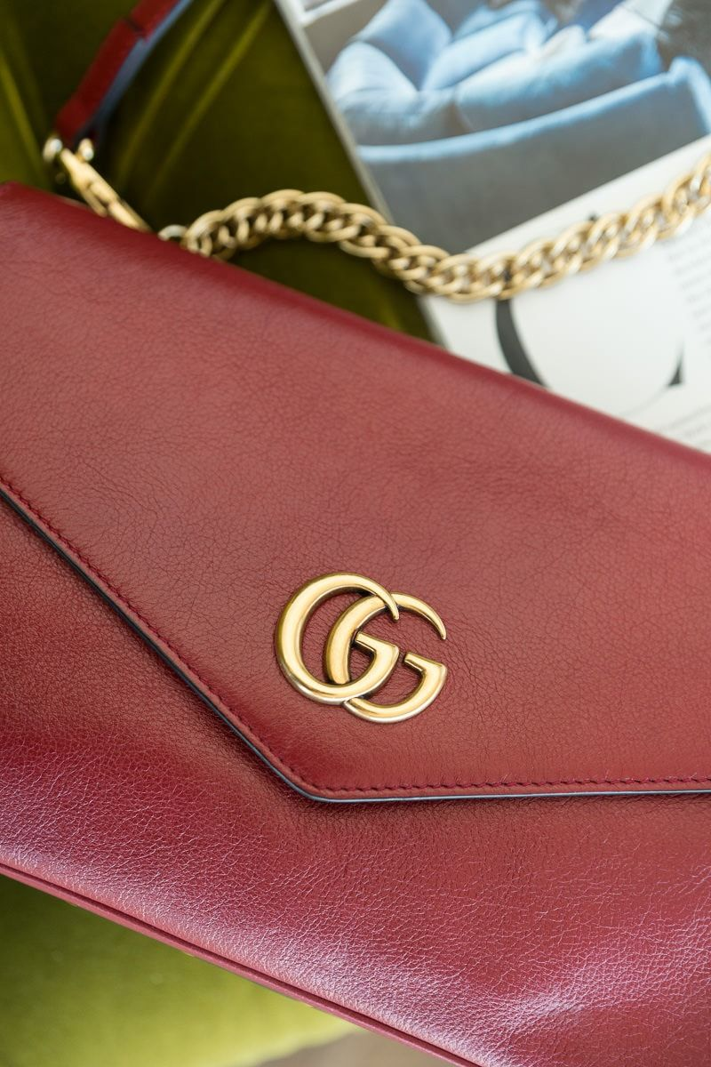 0be28495d304 Introducing the Gucci Thiara Medium Double Envelope Shoulder Bag - PurseBlog