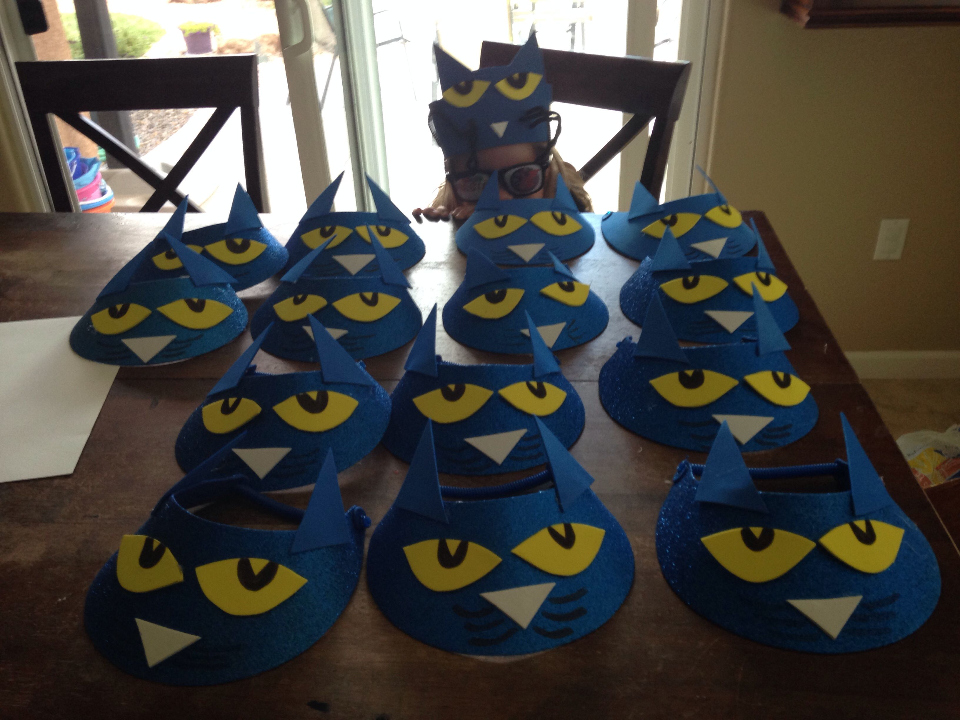 Pete The Cat Hat With Images