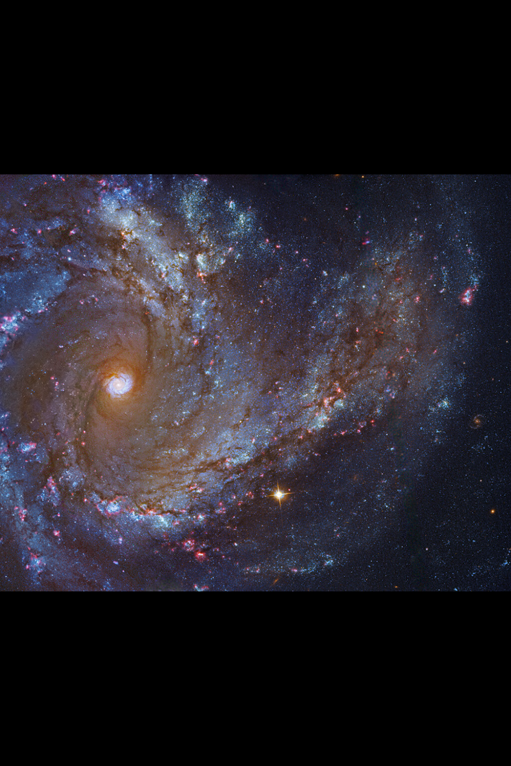 Messier 61 Spiral Galaxy Astronomy Astronomy Pictures