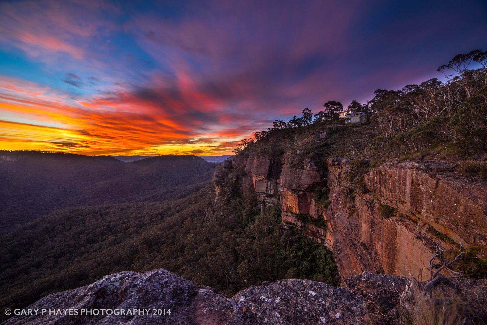 Photograph Chasing Angels By Gary Hayes On 500px Blue Mountains Australia Landscape Photography Sunset Photography