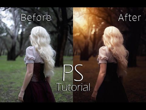 Photoshop Tutorial How To Create Warm Tone In Photoshop Cc Youtube Photoshop Tutorial Photoshop Portrait Edit