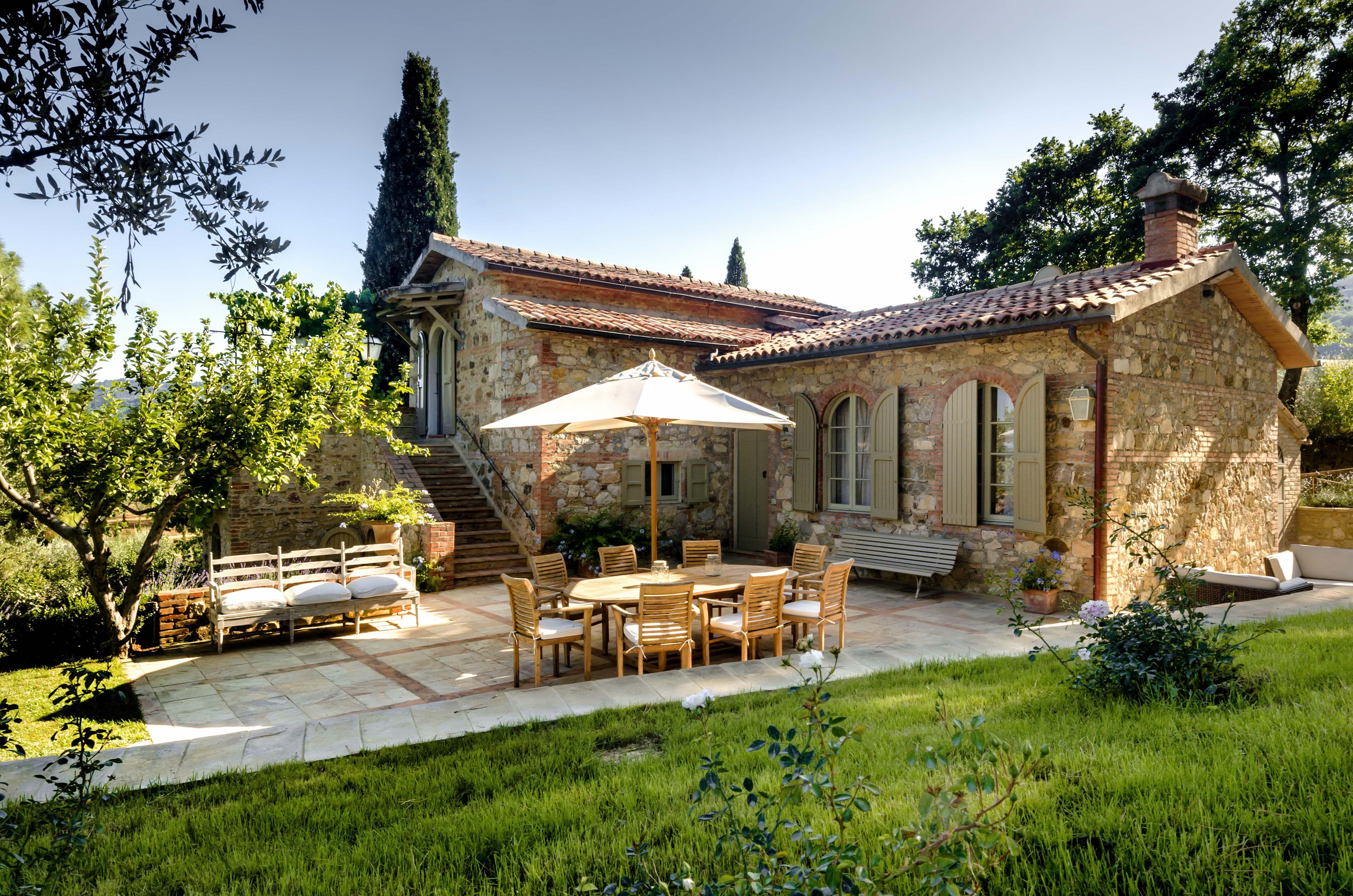 lunablu, cetona, #tuscany. #luxurious #villa #rental in #tuscany