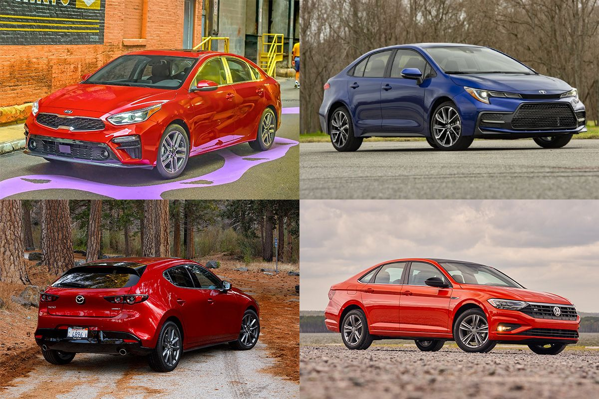 5 Newest Compact Cars on the Market for 2019 Compact