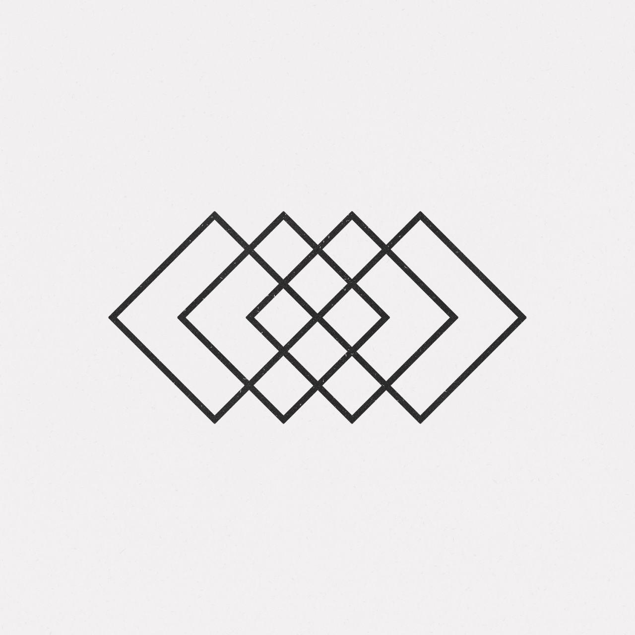 JA15-091 A new geometric design every day.   Minimal   Pinterest ...