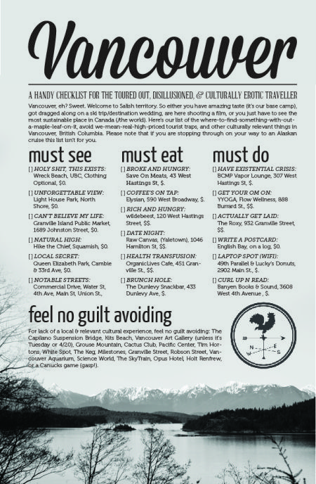 #Vancouver - must see, must eat, must do - http://kulturwerke-deutschland.de/work-and-travel-kanada/