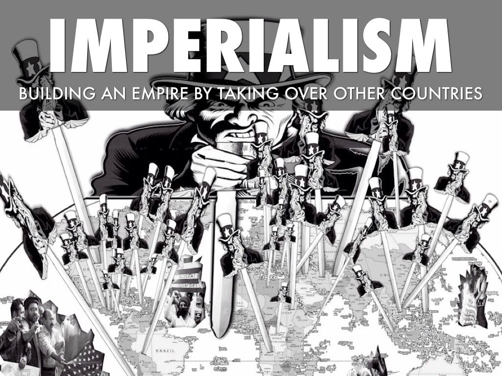 Examples Of Imperialism In Ww1 Imperialism In Ww1 By Fady
