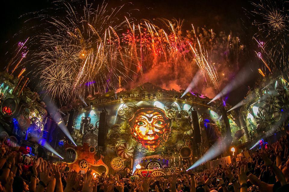 Tomorrowland 2014. Electronic Life Tomorrowland 2014