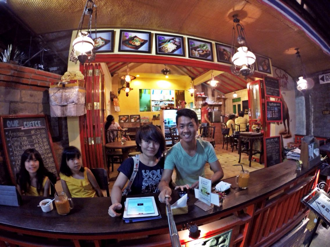 Warung Siam, Ubud -Bali