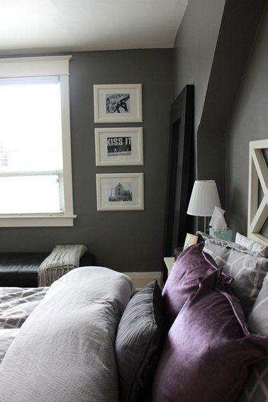 8 idées peinture pour une chambre avec du violet