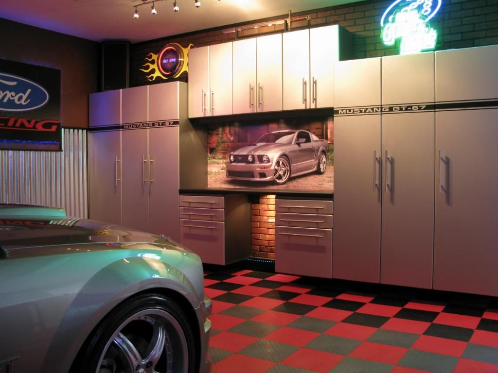 Myw Customer Shawn L Added A Custom Wallpaper Mural Of A Mustang