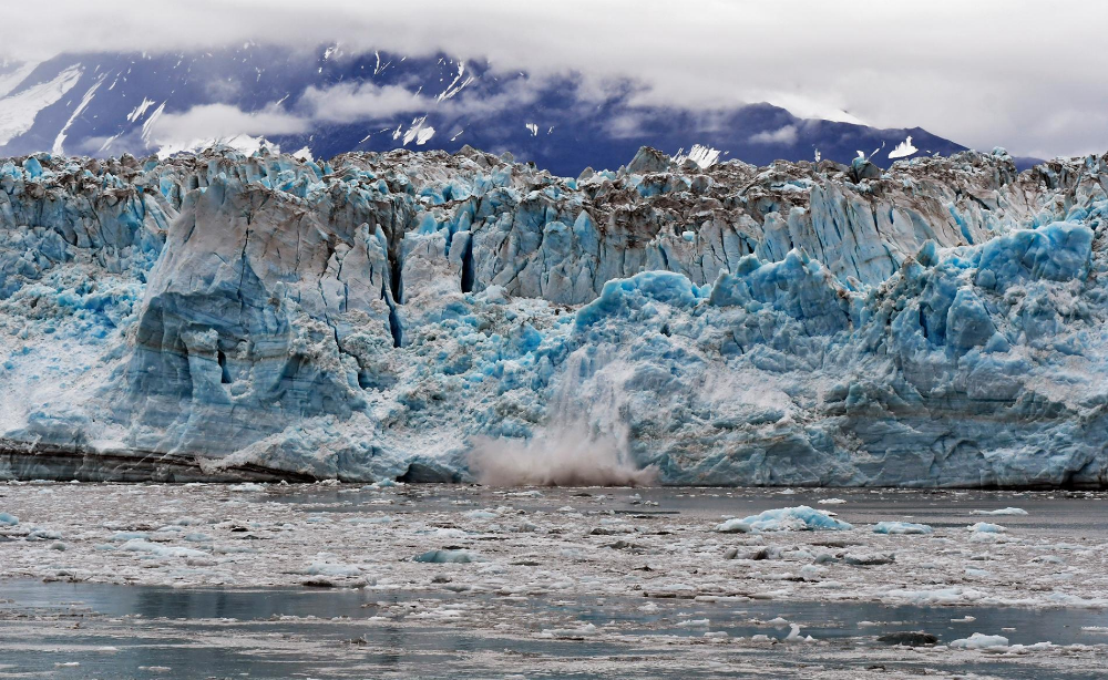Alaskan Glaciers Melting 100 Times Faster Than Previously Thought