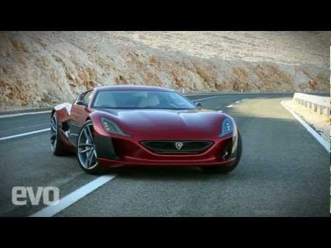 Rimac Concept One Electric Supercar Can Be Yours For 980 000 With Images Super Cars Electric Sports Car