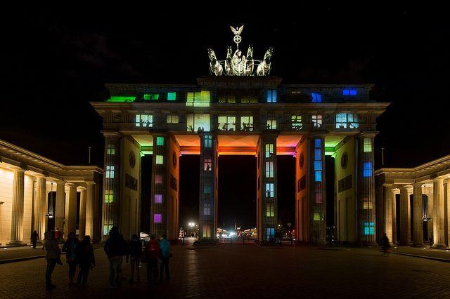 0022 Brandenburger Tor Festival Of Lights 2012