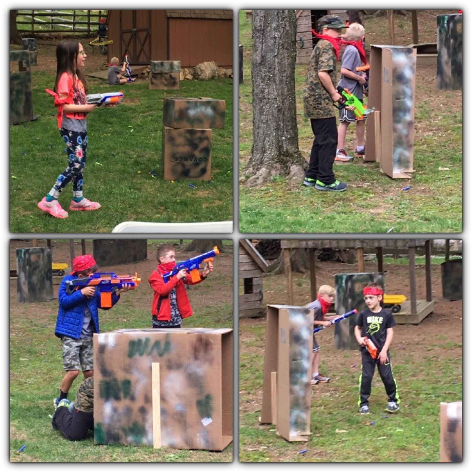 nerf wars battle zone having a blast nerf wars nerf gun