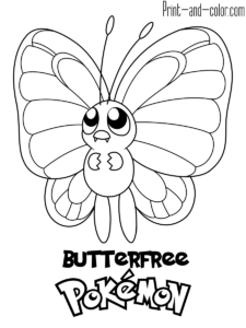 Pokemon Pokemon Coloring Pages Pokemon Coloring Pikachu Coloring Page